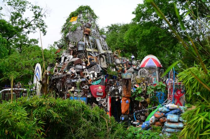 Top 20 things to do in Austin: Cathedral of Junk