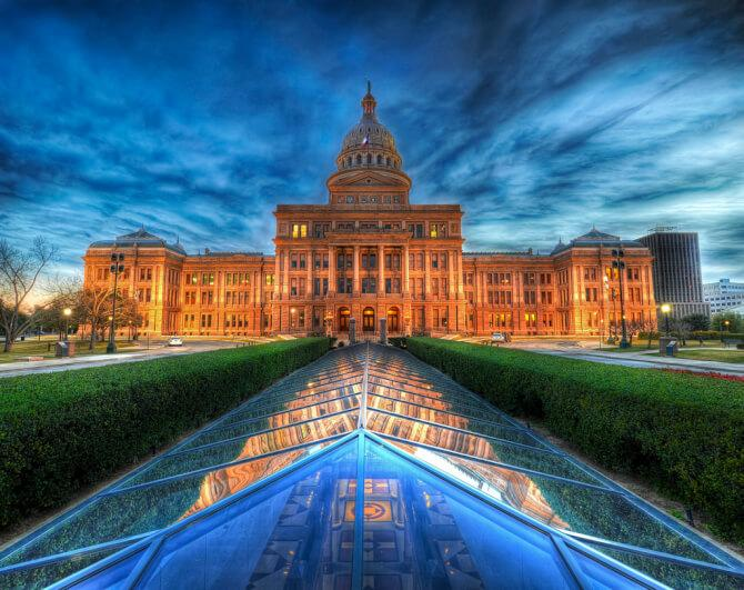 Top 20 things to do in Austin: Texas State Capitol