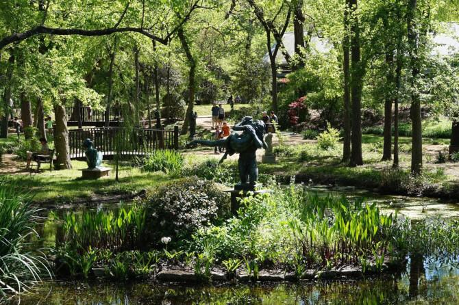 Top 20 things to do in Austin: Umlauf Sculpture Garden