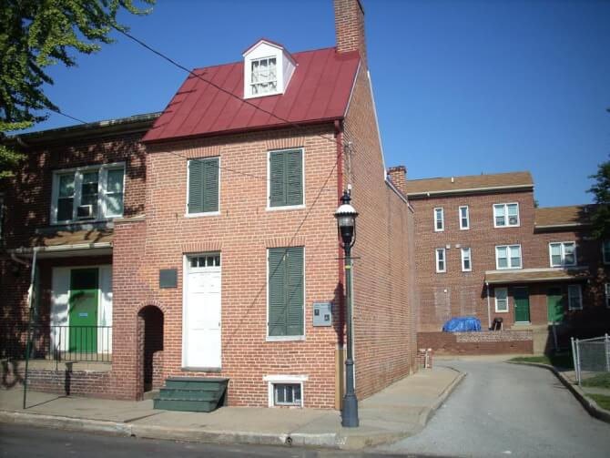 Top 20 things to do in Baltimore: Edgar Allan Poe House and Museum