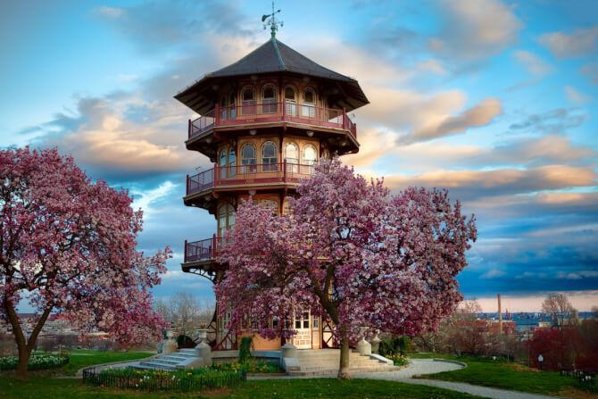 Top 20 things to do in Baltimore: Patterson Park