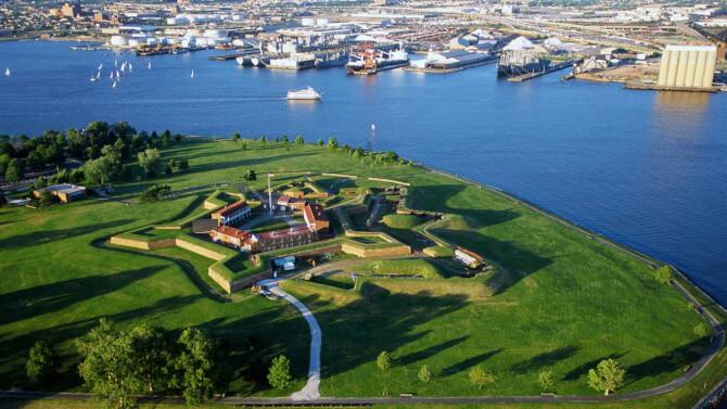Top 20 things to do in Baltimore: Fort McHenry