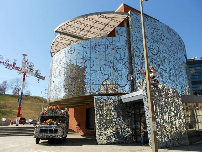 Top 20 things to do in Baltimore: American Visionary Art Museum