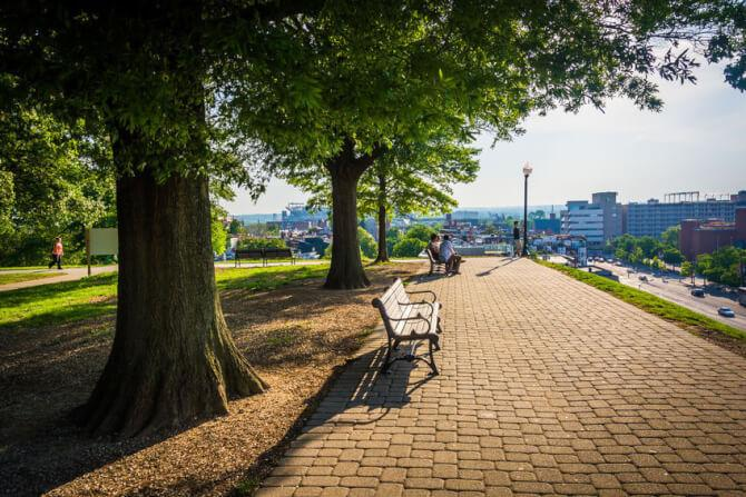 Top 20 things to do in Baltimore: Federal Hill Park