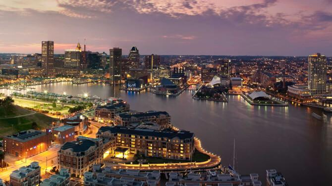 Top 20 things to do in Baltimore: Inner Harbor
