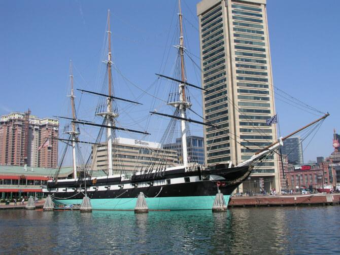 Top 20 things to do in Baltimore: USS Constellation