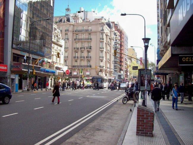 Top 20 things to do in Buenos Aires: Corrientes Avenue