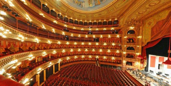 Top 20 things to do in Buenos Aires: Colón Theater