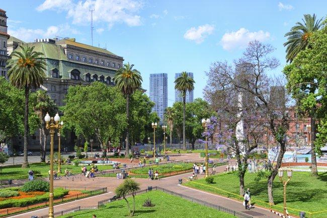 Top 20 things to do in Buenos Aires: Plaza de Mayo