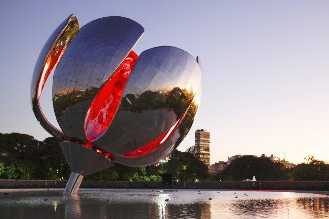 Top 20 things to do in Buenos Aires: Floralis Genérica