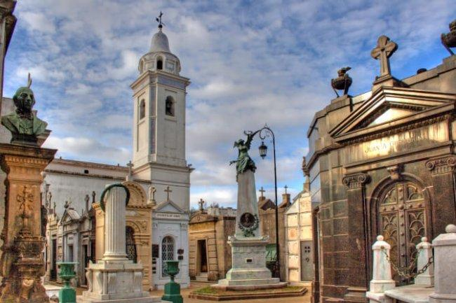 Top 20 things to do in Buenos Aires: La Recoleta Cemetery