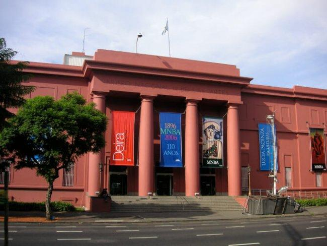 Top 20 things to do in Buenos Aires: National Museum of Fine Arts