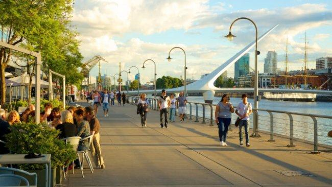 Top 20 things to do in Buenos Aires: Puerto Madero