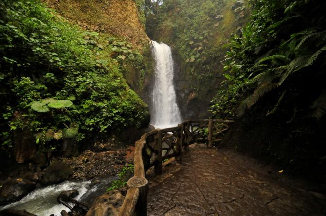 Top 20 things to do in Costa Rica: La Paz Waterfall Gardens