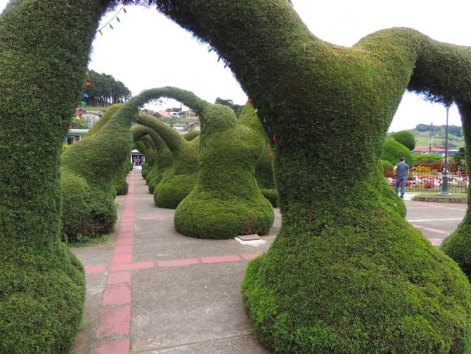Top 20 things to do in Costa Rica: Parque Francisco Alvarado