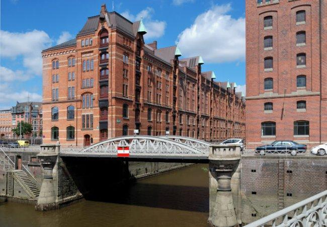 Top 20 things to do in Hamburg: Speicherstadt