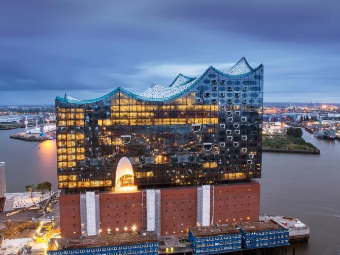 Top 20 things to do in Hamburg: Elbphilharmonie