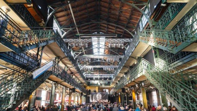 Top 20 things to do in Hamburg: St. Pauli Fischmarkt