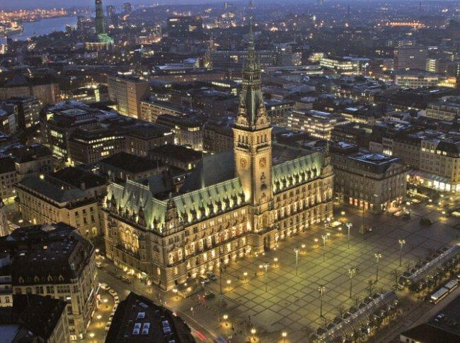 Top 20 things to do in Hamburg: Hamburg Rathaus