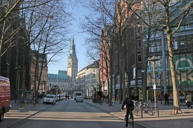 Top 20 things to do in Hamburg: Altstadt