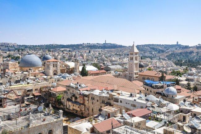 Top 20 things to do in Jerusalem: Old City