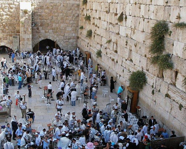Top 20 things to do in Jerusalem: Western Wall