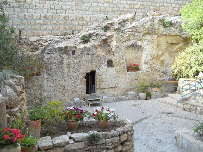 Top 20 things to do in Jerusalem: Garden Tomb