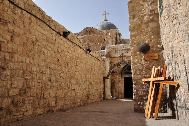 Top 20 things to do in Jerusalem: Via Dolorosa