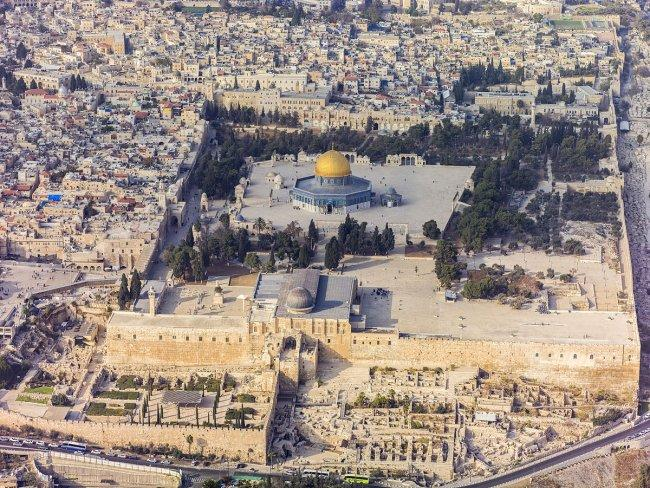 Top 20 things to do in Jerusalem: Temple Mount