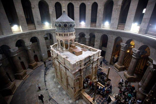 Top 20 things to do in Jerusalem: Church of the Holy Sepulchre