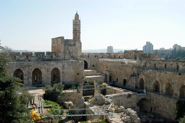 Top 20 things to do in Jerusalem: Tower of David