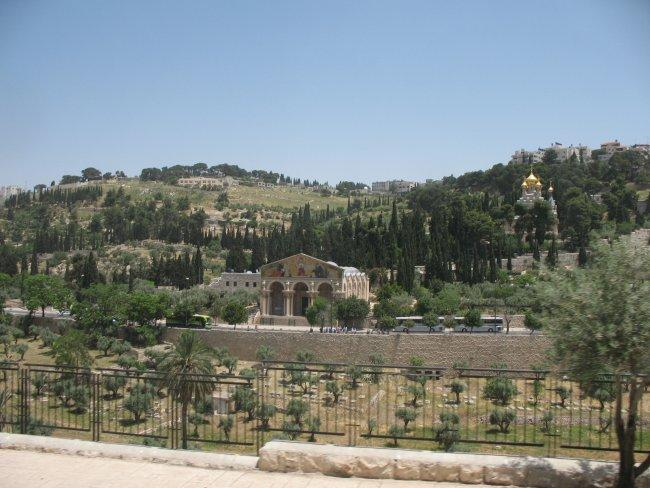 Top 20 things to do in Jerusalem: Mount of Olives
