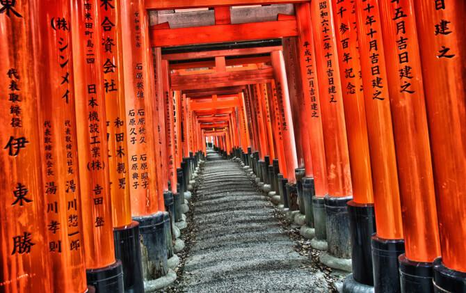 Top 20 things to do in Kyoto: Fushimi Inari Shrine