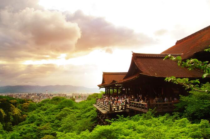 Top 20 things to do in Kyoto: Kiyomizu Temple
