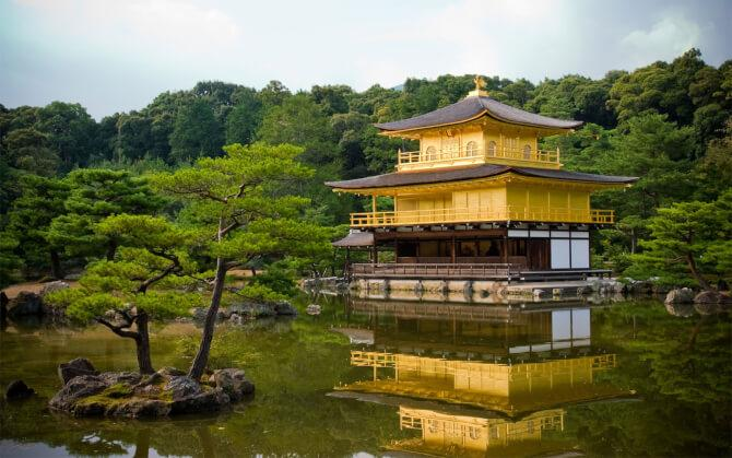 Top 20 things to do in Kyoto: Kinkaku-ji