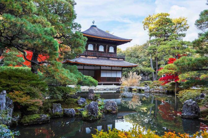 Top 20 things to do in Kyoto: Ginkaku-ji