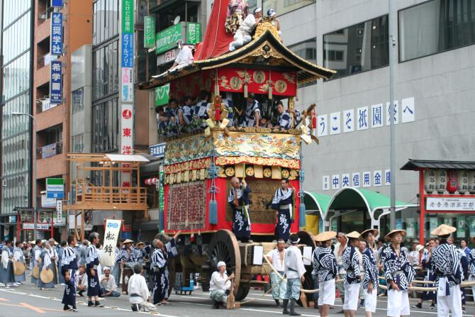 Top 20 things to do in Kyoto: Gion Matsuri