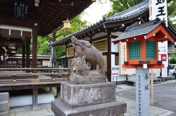 Top 20 things to do in Kyoto: Go'o Shrine