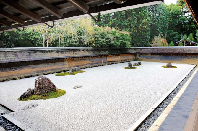 Top 20 things to do in Kyoto: Ryoanji Temple