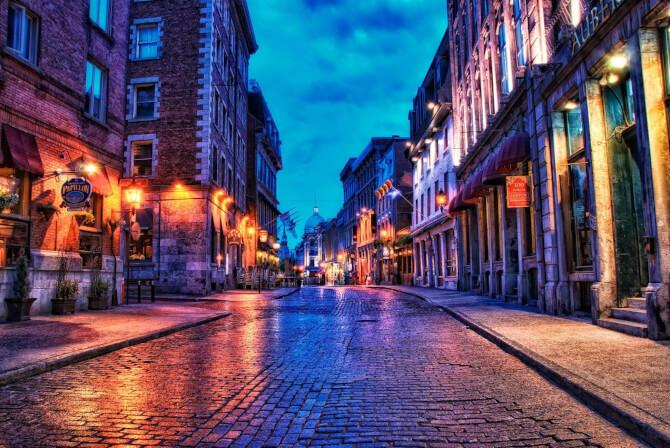 Top 20 things to do in Montreal: Old Montreal
