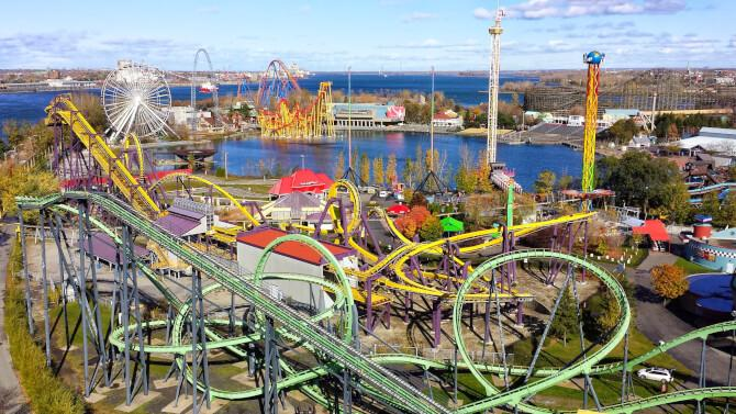 Top 20 things to do in Montreal: La Ronde