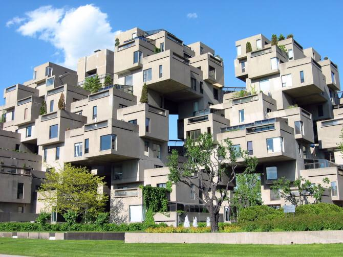 Top 20 things to do in Montreal: Habitat 67