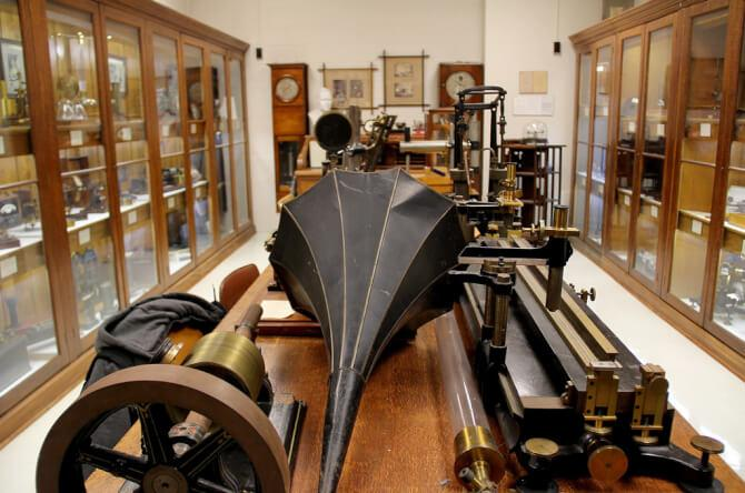 Top 20 things to do in Montreal: McPherson and Rutherford Physics Collections