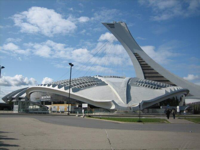 Top 20 things to do in Montreal: Olympic Stadium