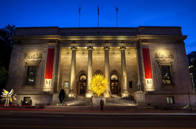 Top 20 things to do in Montreal: Montreal Museum of Fine Arts