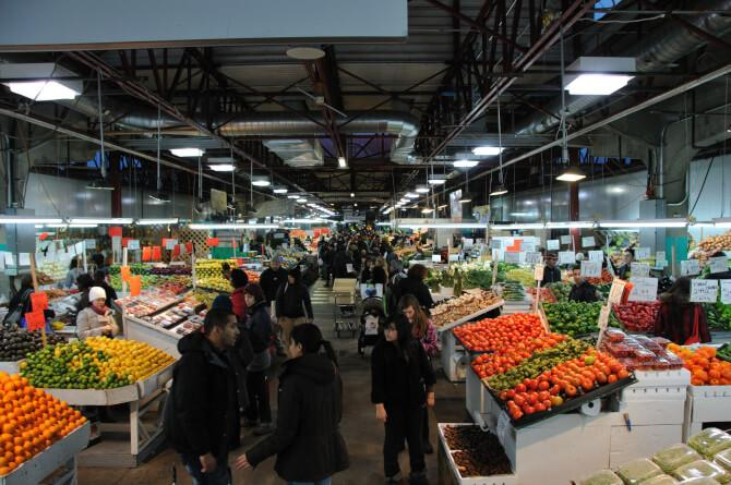 Top 20 things to do in Montreal: Jean-Talon Market