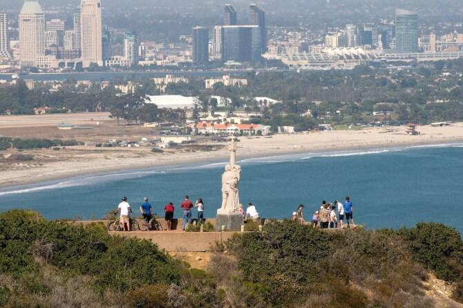 Top 20 things to do in San Diego: Cabrillo National Monument