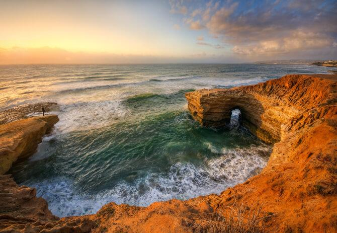 Top 20 things to do in San Diego: Sunset Cliffs
