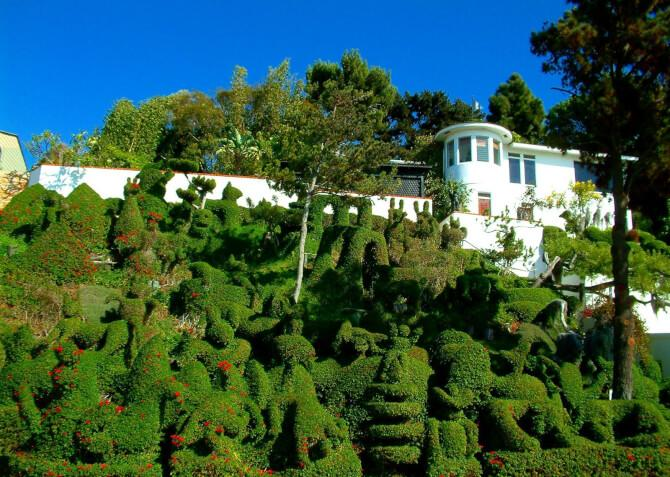 Top 20 things to do in San Diego: Harper's Topiary Garden