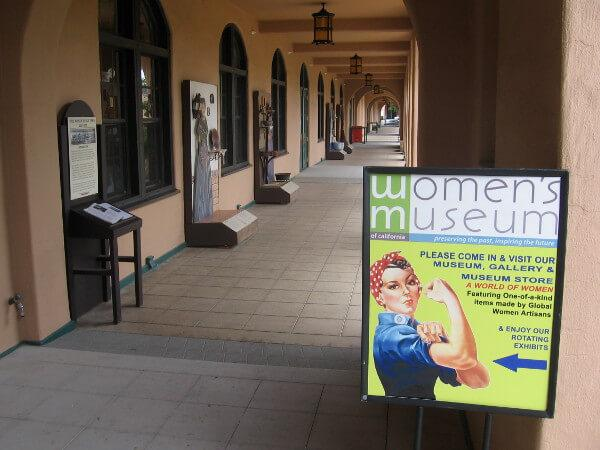 Top 20 things to do in San Diego: Women's Museum of California